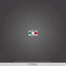"""0122 Columbus """"Made in Italy"""" Bicicletta Adesivi-Decalcomanie-Trasferimento"""