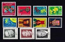 Liechtenstein postfrisch Jahrgang 1968