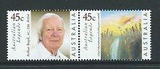 AUSTRALIEN 1999 LEGENDS ARTHUR BOYD ARTIST NICHT GEFAßT UNGEBRAUCHT, MNH