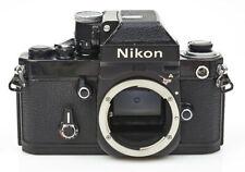 Nikon F2A Photomic 35mm Film Slr Corpo Della Fotocamera Nero 7952371
