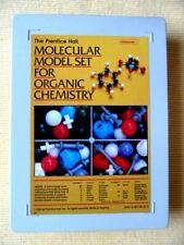 Molekülbaukasten organische Chemie molymod von The Prentice Hall sehr gut