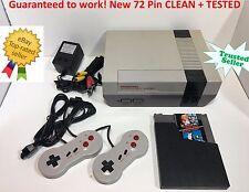 Nintendo NES Console Original System Dogbone Bundle Game Super Mario Bros.