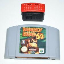 Nintendo 64 Spiel DONKEY KONG 64 + EXPANSION PAK