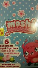MOSHI MONSTERS POPPET SEALED BOX OF 12 PACKETS