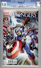 AVENGERS #11 CGC