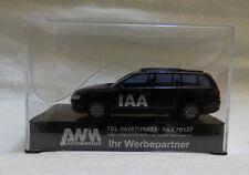 "1: 87  H0 - AWM / AMW - VW Passat Kombi in schwarz ""IAA """