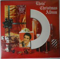 Elvis Presley - Elvis' Christmas Album LP limited white 180g vinyl NEU/SEALED