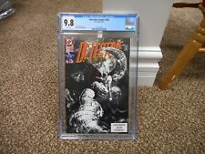 Detective 635 cgc 9.8 DC 1991 Batman CLASSIC Black and White cover pages MINT