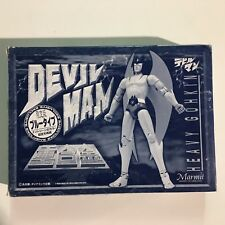 Devilman devil Men Marmit Soul Chogokin Heavy Gohkin Action go nagai Metal Blue