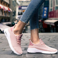 Women's Trainers Casual Breathable Sport Running Sneakers Tennis Outdoor Shoes