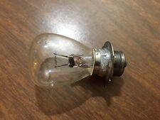 Vintage Stanley Snowmobile Headlight Bulb 12v 35W Rupp Scorpion Ski Doo