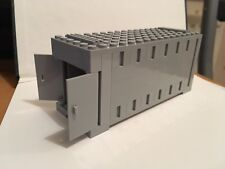 LEGO MAERSK LINE TRAIN SHIP 10219 SHIPPING CONTAINER LIGHT GREY