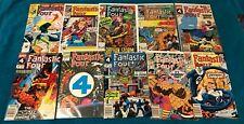 Fantastic Four 295-366 1st App 1st Print CGC it DOOM AVENGERS Byrne Kang Lee