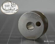 1/2 Doz  Singer 110W, 211W class steel bobbins (# 203470)