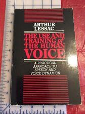 Use y capacitación de la voz humana enfoque práctico para la dinámica de voz voz &