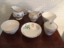 Collection Of Vintage Sugar Bowls And Cream Jugs