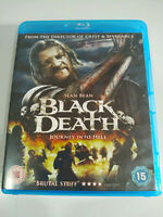 Black Death Journey Into Hell Sean Bean - Blu-Ray Ingles