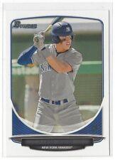 AARON JUDGE 2013 Bowman Draft Baseball New York Yankees Rookie Card RC ROY QTY
