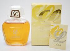 L de Loewe eau de toilette 120 ml splash vintage