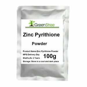Zinc Pyrithione Powder Shampoo additive sterilization anti dandruff cosmetic