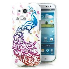Schutz Hülle für Samsung Galaxy S3 i9300 Silikon Case Tasche Etui Back Cover 02