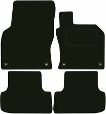 Seat Leon 2013 onwards Tailored Car Mats - Black