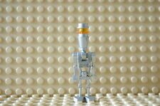 LEGO Star Wars Assassin Droid silver Good Condition!