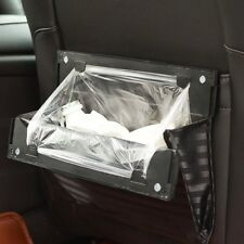 Back Seat Car Garbage Can Trash Bin Waste Container Leakproof Storage Bag