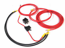 Wiring / Fitting Kit for Walbro Bosch 044 255lph High Flow Fuel Pumps Crimped
