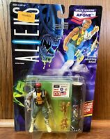 Space Marine Sgt. Apone Vintage Aliens Movie Action Figure New 1992 Kenner 90s