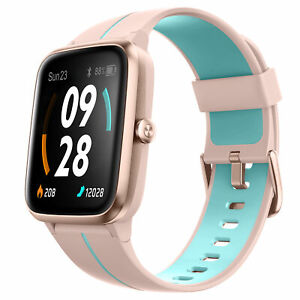 Waterproof Bluetooth Ulefone Smart Watch GPS Fitness Tracker Heart Rate Monitor