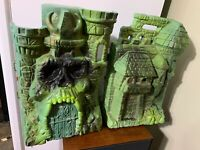 Mattel Masters Of The Universe He Man Lot Castle Grayskull