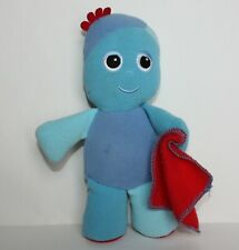 In the Night Garden Talking Softies Plush Soft Toy with Sound - Iggle Piggle