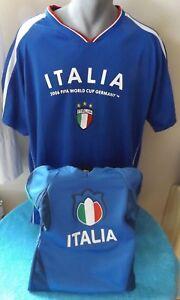 BUNDLE OF ITALY Football Shirts EURO 2012 WORLD CUP 2006 ITALIA Soccer CALCIO