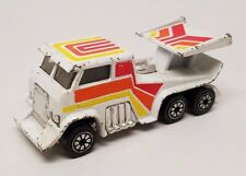 1980 KENNER PRODUCTS CPG PROD WHITE DIECAST Matchbox Vintage Rare