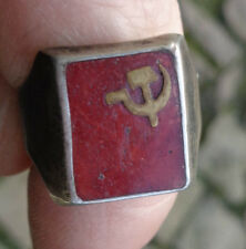 3 Ringe Russland Sowjetunion  Abzeichen rote Armee