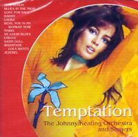 JOHNNY KEATING ORCHESTRA AND SINGERS - TEMPTATION (NEW SEALED CD)
