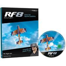 RealFlight RF-8 R/C Flight Simulator Software Only GPMZ4558