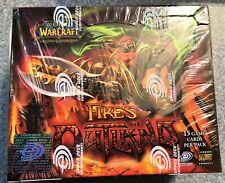 WOW TCG - Factory sealed English Fires of Outland booster box!