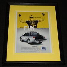 Lance Armstrong 2003 Subaru Baja 11x14 Framed ORIGINAL Vintage Advertisement