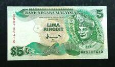 Rm 5 Malaysia note (Ahmad Don) UNC  # 576