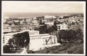 REAL PHOTO SPANISH POSTCARD ALCARAVANERAS LAS PALMAS CANARY ISLANDS SPAIN c1935