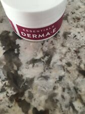 Derma E Essentials Microdermabrasion Facial Scrub .5 oz Travel Size 1/2 oz./14 g