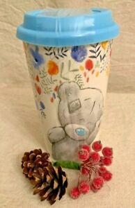 Tatty Teddy, me to you Ceramic Travel Mug