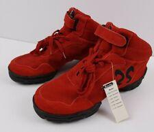 Dance Jazz Red Sansha Street Dance Shoes High-top Boomerang B52L Size 9 EUR 40