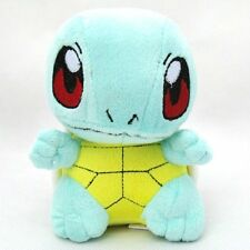 "Pokemon Go Squirtle Nintendo Plush Soft Teddy Stuffed Dolls Kids  6"" Toy"