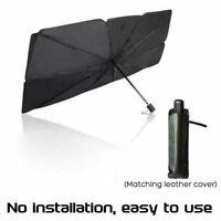 Car Windshield Sunshade Foldable Front Window Cover Visor Sun Shade Umbrella #