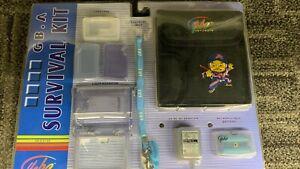 Yobo Gba Survival 8 In 1 Starter Accessory Kit For Nintendo Gameboy Advance