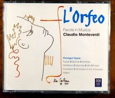 Monteverdi - L'Orfeo, Cantillation, Walker (2005) 2CD Australia, VG  ABC 4768030