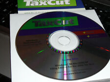 2004 TaxCut DELUXE Federal turbo H&R Tax Cut New sealed CD